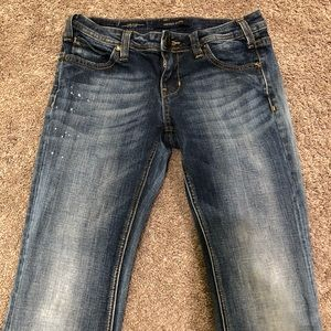 Vigoss The Ritz Fit & Flare Jeans